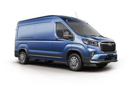Lease MAXUS DELIVER 9 van leasing