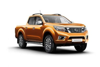Nissan Navara Pickup PickUp DoubleCab 4wdS 2.3 dCi 4WS 190PS N-Guard Pickup Double Cab Manual [Start Stop]