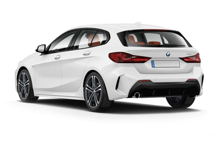 BMW 1 Series 116 Hatch 5Dr 1.5 d 116PS M Sport 5Dr Manual [Start Stop] back view