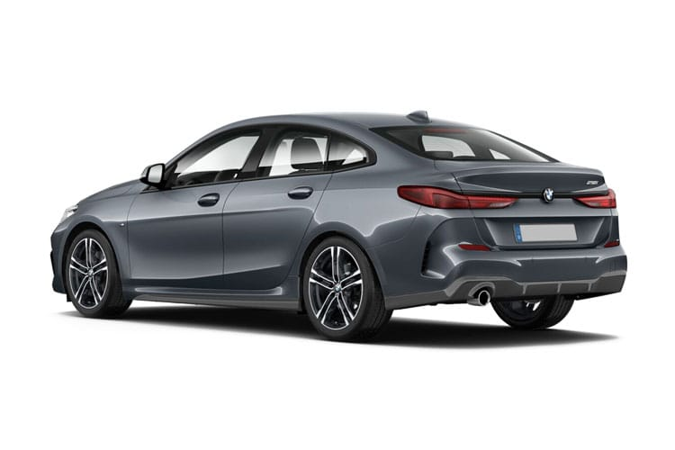 BMW 2 Series 218 Gran Coupe 2.0 d 150PS M Sport 4Dr Manual [Start Stop] [Tech] back view