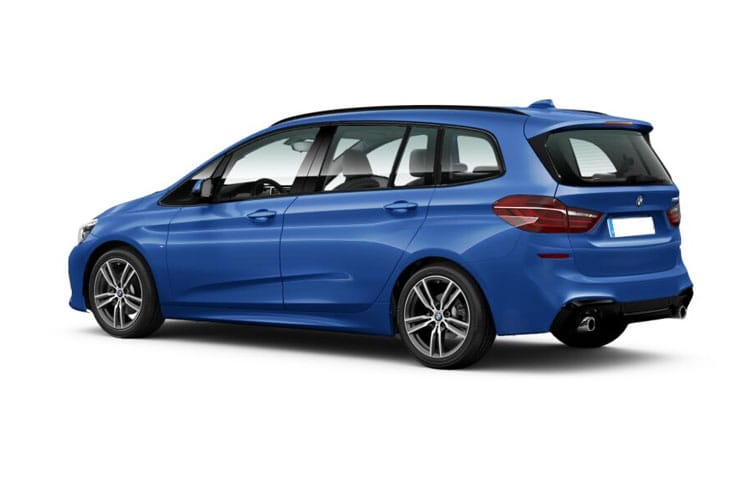 BMW 2 Series Tourer 216 Gran Tourer 1.5 d 116PS Sport 5Dr DCT [Start Stop] [Tech II] back view