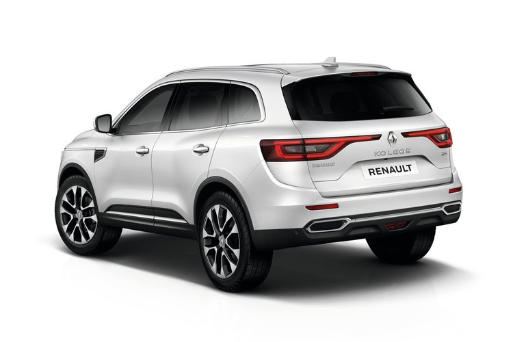 Renault Koleos SUV 4wd 2.0 Blue dCi 190PS GT Line 5Dr X-Trn A7 [Start Stop] back view