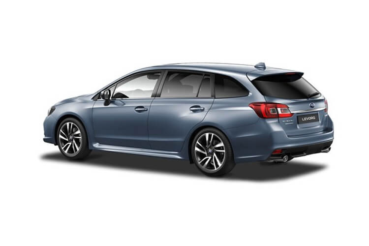 Subaru Levorg Sport Tourer 2.0 i 150PS GT 5Dr Lineartronic [Start Stop] back view