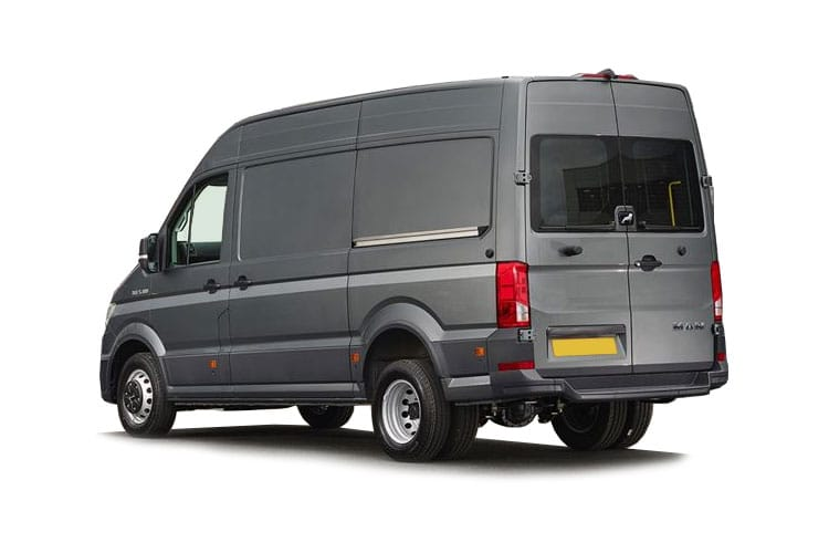 MAN TGE 3.140 3.5t Long 4x4 2.0 d 4WD 140PS  Van Extra High Roof Manual [Start Stop] back view