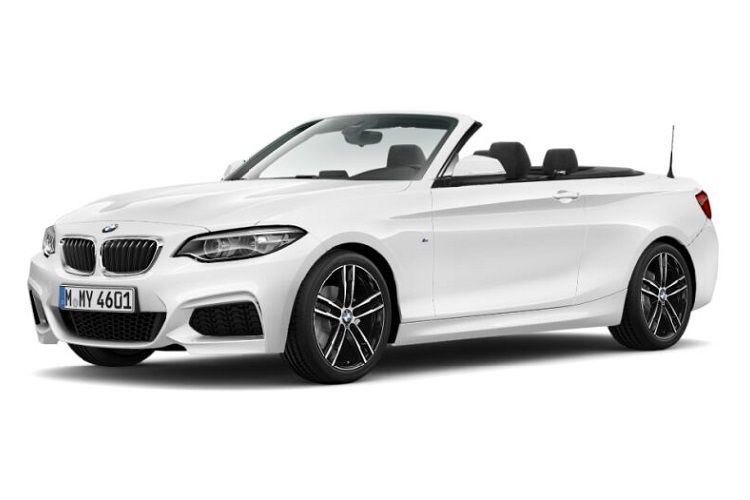 BMW 2 Series 218 Convertible 1.5 i 136PS M Sport 2Dr Auto [Start Stop] [Tech II] front view