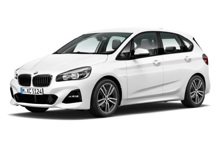 BMW 2 Series Tourer 216 Gran Tourer 1.5 d 116PS Sport 5Dr DCT [Start Stop] [Tech II] front view