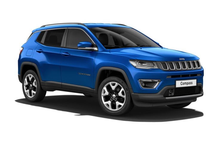 Jeep Compass SUV FWD 1.4 T MultiAirII 140PS Longitude 5Dr Manual [Start Stop] front view