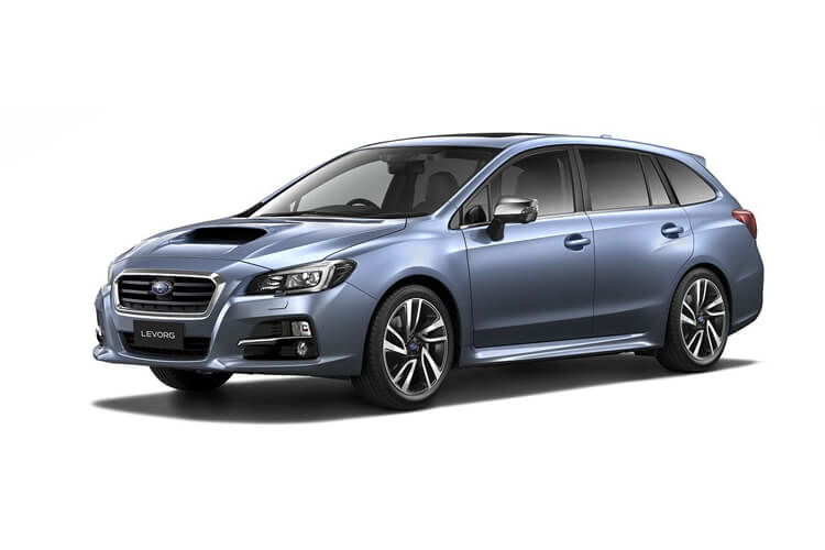 Subaru Levorg Sport Tourer 2.0 i 150PS GT 5Dr Lineartronic [Start Stop] front view