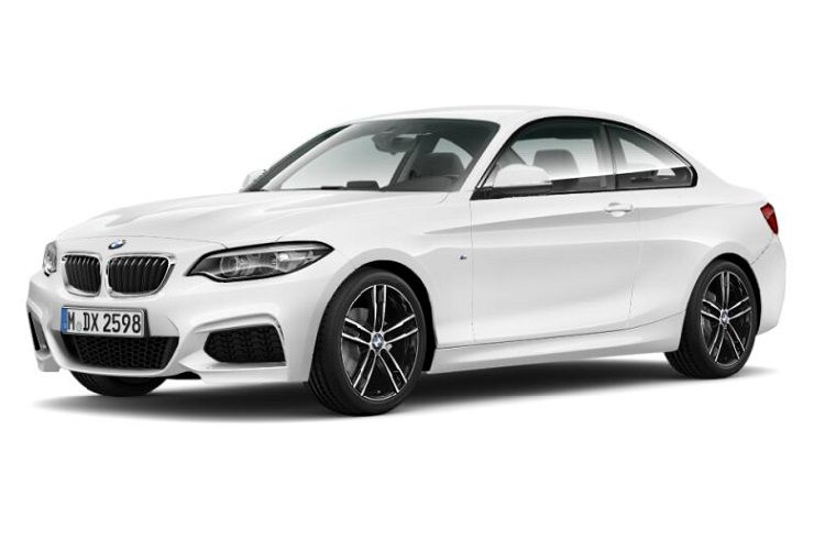 BMW 2 Series 218 Coupe 1.5 i 136PS SE 2Dr Auto [Start Stop] front view