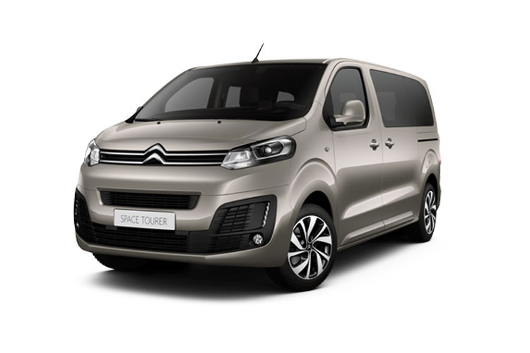 Citroen SpaceTourer M 5Dr 2.0 BlueHDi FWD 150PS Feel MPV Manual [Start Stop] [8Seat] front view