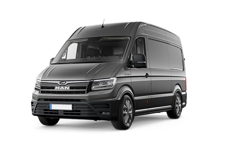 MAN TGE 3.140 3.5t Long 4x4 2.0 d 4WD 140PS  Van Extra High Roof Manual [Start Stop] front view