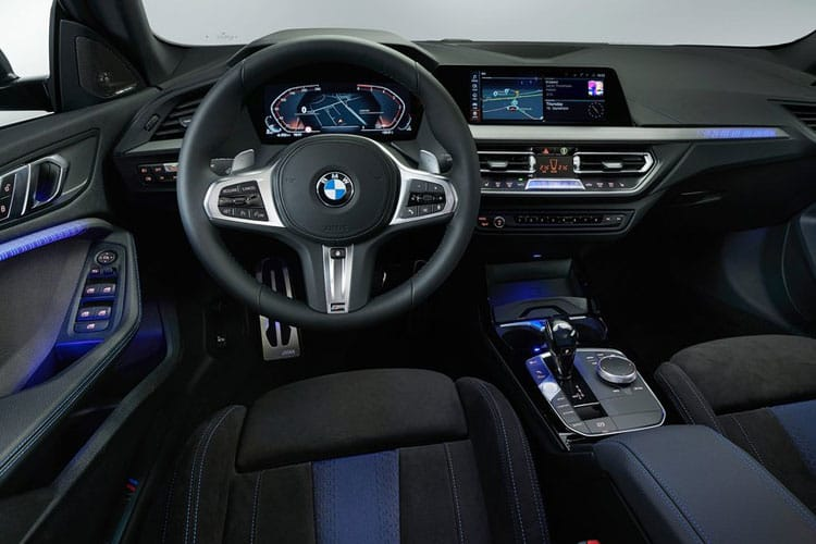 BMW 2 Series 220 Gran Coupe 2.0 d 190PS M Sport 4Dr Auto [Start Stop] [Plus] inside view