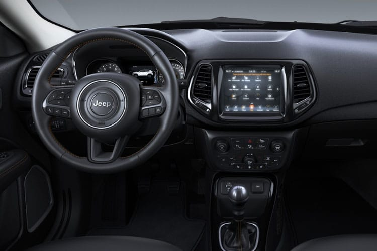Jeep Compass SUV FWD 1.4 T MultiAirII 140PS Longitude 5Dr Manual [Start Stop] inside view
