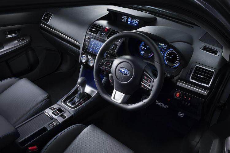 Subaru Levorg Sport Tourer 2.0 i 150PS GT 5Dr Lineartronic [Start Stop] inside view