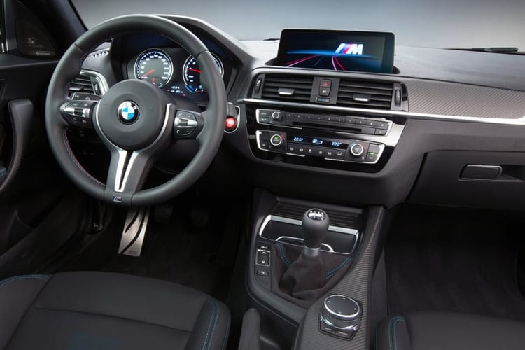 BMW 2 Series 218 Coupe 1.5 i 136PS SE 2Dr Auto [Start Stop] inside view
