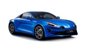 Alpine A110 Coupe car leasing